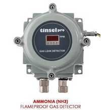NH3 Flameproof Gas Leak Detector