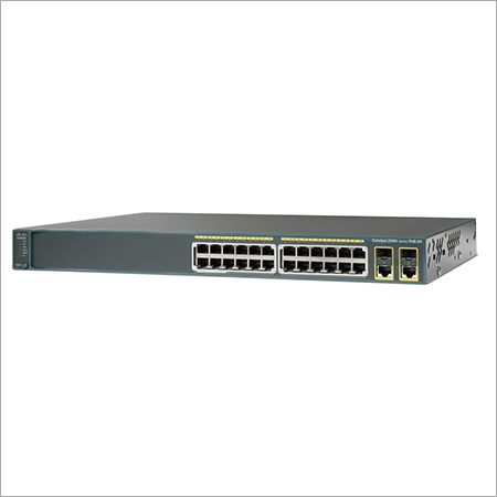 Cisco WS-C2960+24PC-S Switch
