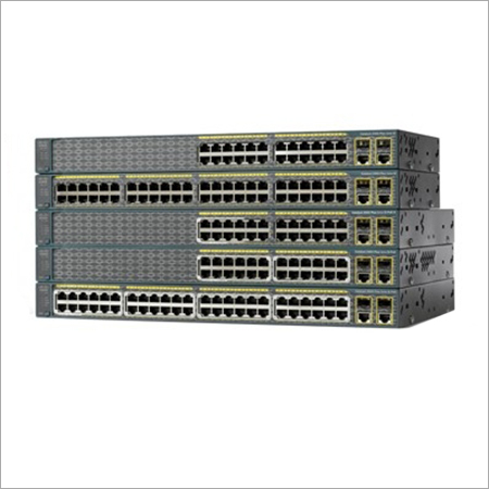 Cisco WS-C2960+48PST-L Switch