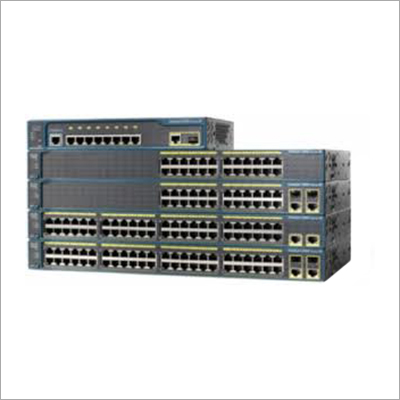 Cisco WS-C2960S-24TS-S Switch