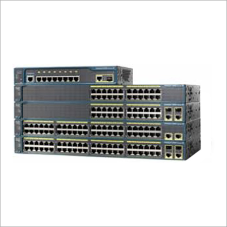 Cisco WS-C2960S-48TS-S Switch