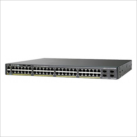 Cisco WS-C2960XR-48FPS-I Switch
