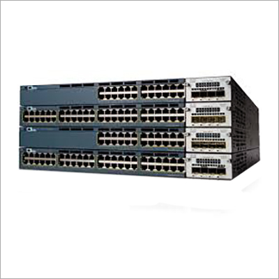 Cisco WS-C3750X-48T-L Switch