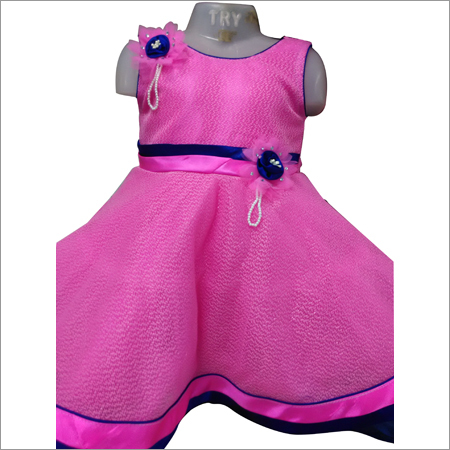 Baby Girls Cotton Frocks