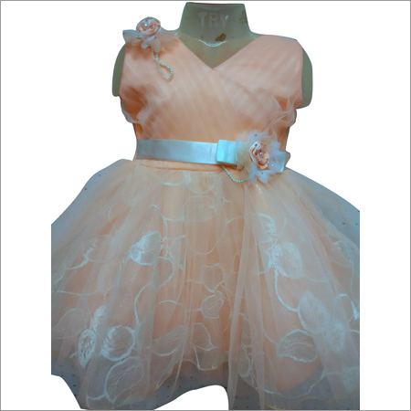 Party Wear Baby Frocks