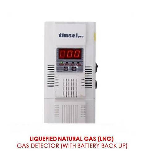LNG Gas Leak Detector (With Battery Back Up )