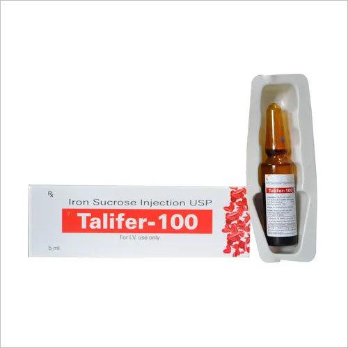 Iron sucrose 100 mg