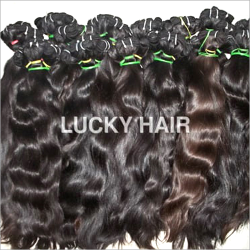 100% Temple Human Hair
