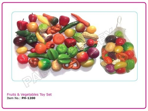 Fruits & Vegetable Toy Set
