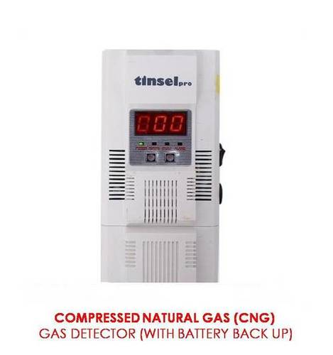 CNG Gas Leak Detector (With Battery Back Up)