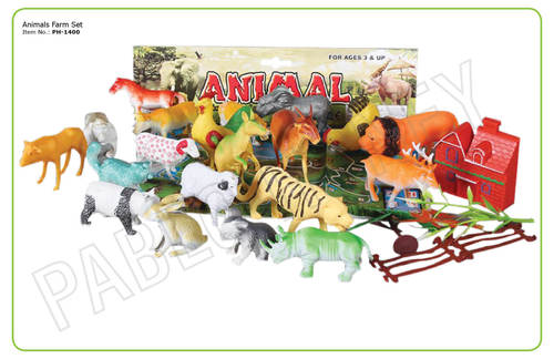 Animals Farm Set