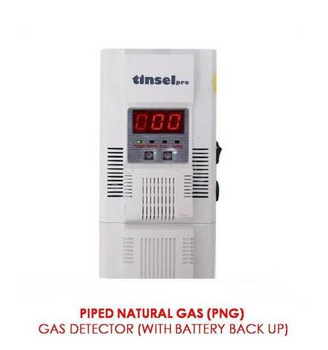 PNG Gas Leak Detector (With Battery Back Up)