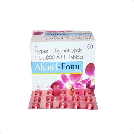 Trypsin + Chymotrypsin 1,00,000 AU