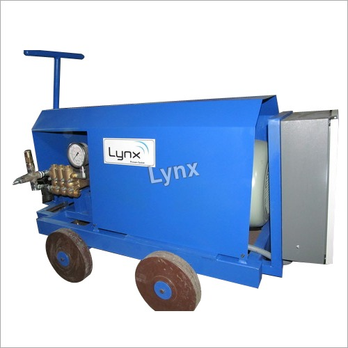 Water Sandblasting Machine