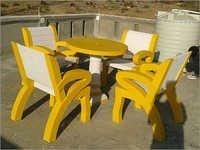 RCC Chair Mold