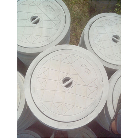 Round Manhole Cover Moulds
