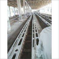 RCC Pole Mold