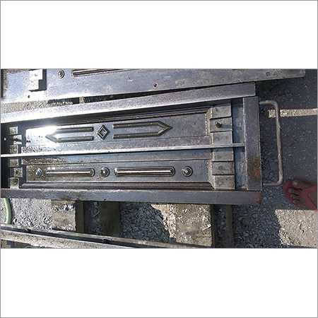 Precast Concrete Door Frame Mould