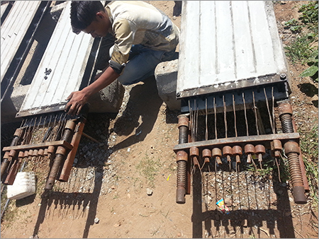 RCC Fencing Mold