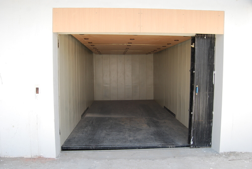 Manual Collapsible Door Lifts
