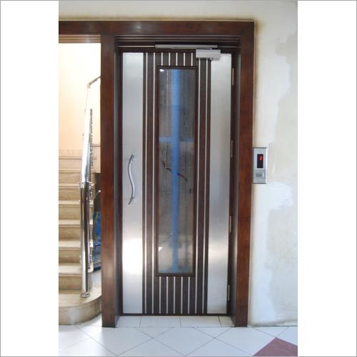 Swing Door Type Elevator
