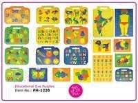 Educational Eva Puzzles