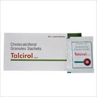Cholecalciferol 60,000 IU (1 gm)