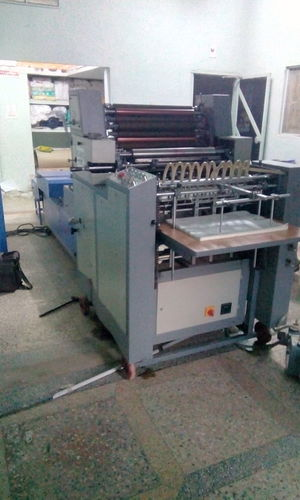 Non Woven Paper Bag Printing Machine