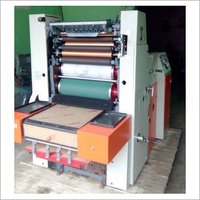 Heavy Duty Non Woven Bag Printing Machine