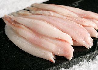 Frozen Sole Fish