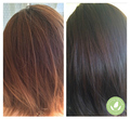 Natural Chestnut Hair Dye