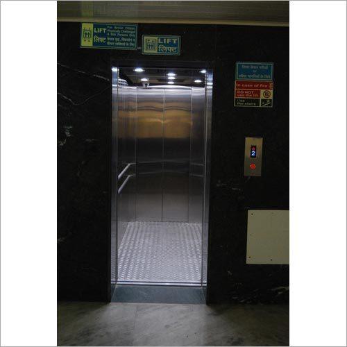 Glass Hospital Lift