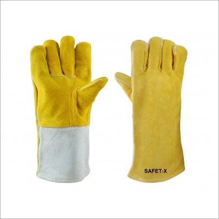 Winter Gloves 4 Tips Straight Thumb