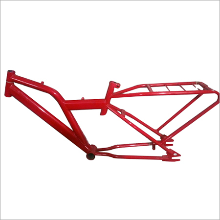 Customized Bicycle Frames