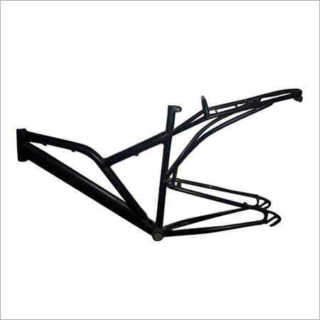 Bicycle Black Frames