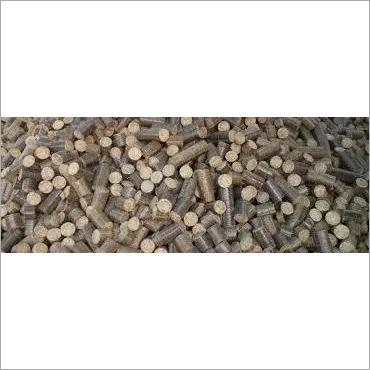 Wood Chip Briquettes