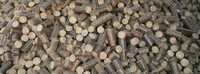 Wood Chip Briquettes