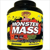 Monster Mass Weight Gainer