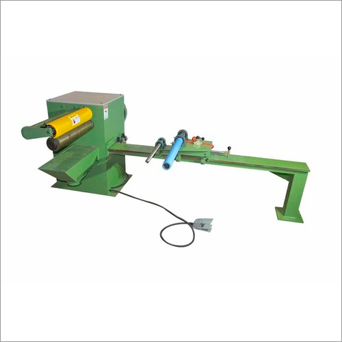 Abrasive Belt Slitting Machine