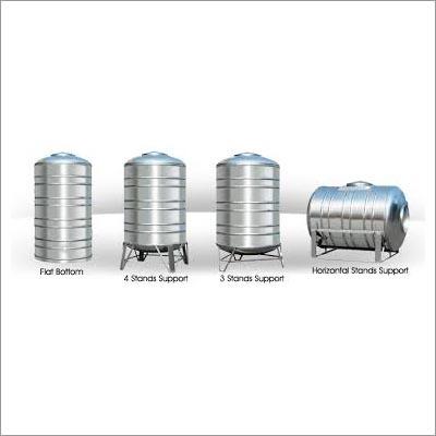 Ss Water Storage Vessel