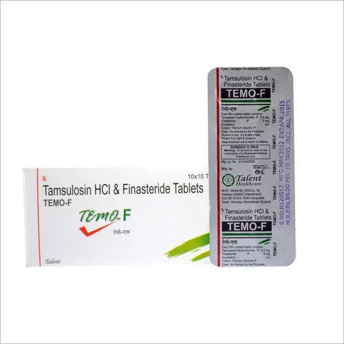Tamsulosin 0.4mg+Finasteride 5mg