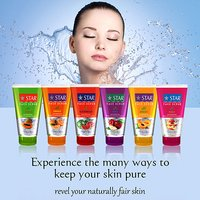 Skin Whitening Scrub Cream