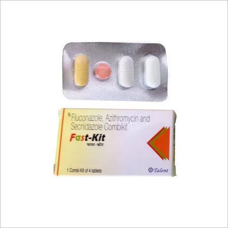 Fluconazole 150 mg ( 1 tab)+ Azithromycin 1 gm (1 tab.)+ Secnidazole 1 gm (2 Tab)
