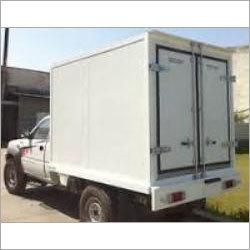 Mini Refrigerated Van