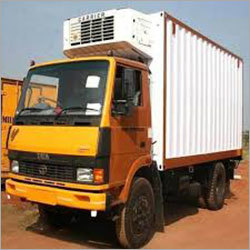 Refrigerated Van Container