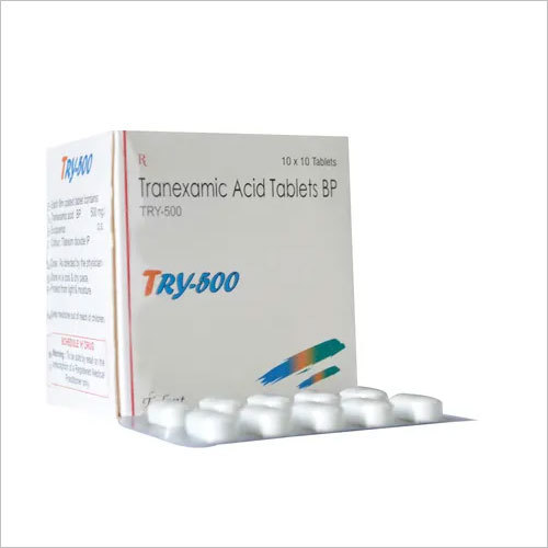 Tranexamic acid 500 mg
