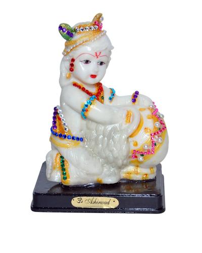 Makhan Chor Krishan Ji Statue