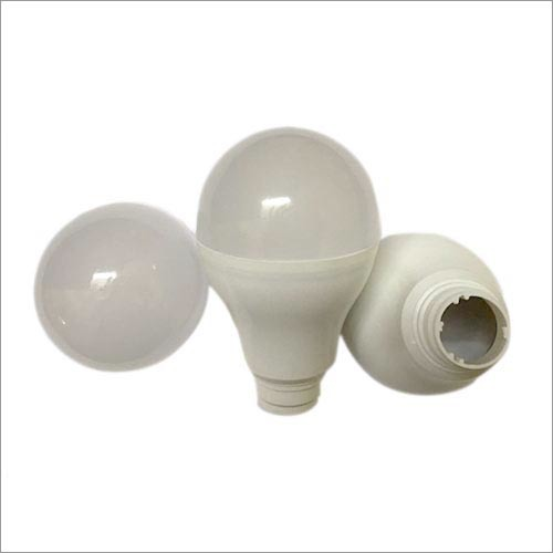 Plastic LED Bulb Parts
