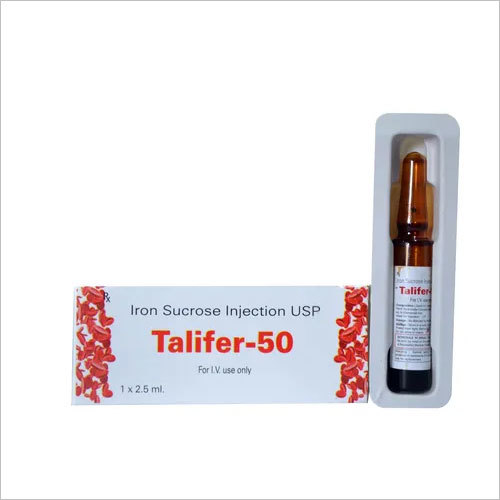 Iron sucrose 50 mg