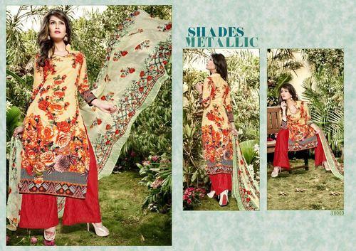 Pakistani Lawn Cotton Collection - Razia vol 2 Full Catalog
